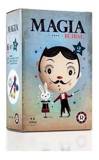 Juego Set De Magia Ruibal 2 Original