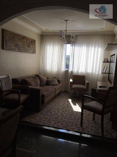 Apartamento Com 3 Dormitórios, 85 M² - Venda Por R$ 399.000,00 Ou Aluguel Por R$ 3.900,00/mês - Parque Terra Nova - São Bernardo Do Campo/sp - Ap0754
