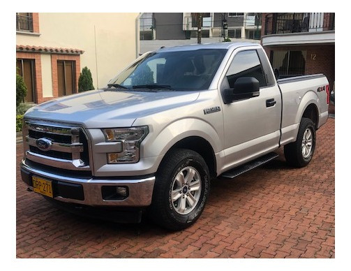 Ford F150 4x4 Single Cab 4x4 2017