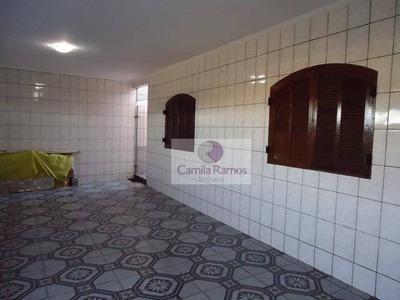 Casa Residencial À Venda, Cidade Boa Vista, Suzano. - Ca0146