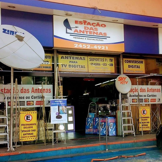 Loja De Mateirais Elétricos, Eletônica, Antenas E Ferragens