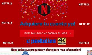 Cuentes Neflix Original Premium Full Hd Mercadolider