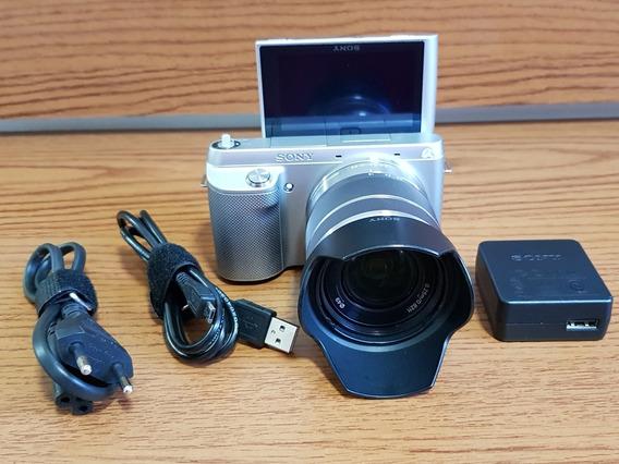 Câmera Mirrorless Sony Nex F3