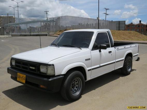 Mazda B-2000 Mt 2000cc