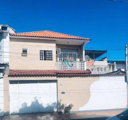 Imagem 1 de 30 de Casa Com 3 Dormitórios À Venda, 130 M² Por R$ 270.000,00 - Campo Grande - Rio De Janeiro/rj - Ca0685