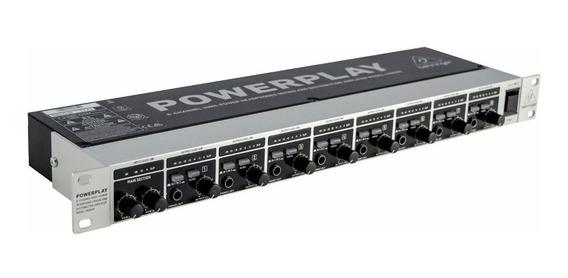 Amplificador Power Play Pro-8 Behringer Ha-8000