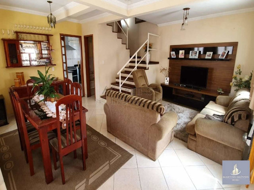 Imagem 1 de 15 de Jd São Vicente   Casa 179 M²  Mobiliada 3 Dorms   7560 - V7560