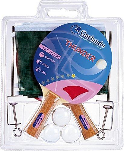 Juego De Accesorios De Tenis De Mesa Garlando Thunder Plus (