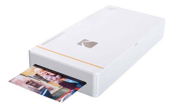 Mini Impressora De Fotos Kodak Wi-fi Para Smartphone