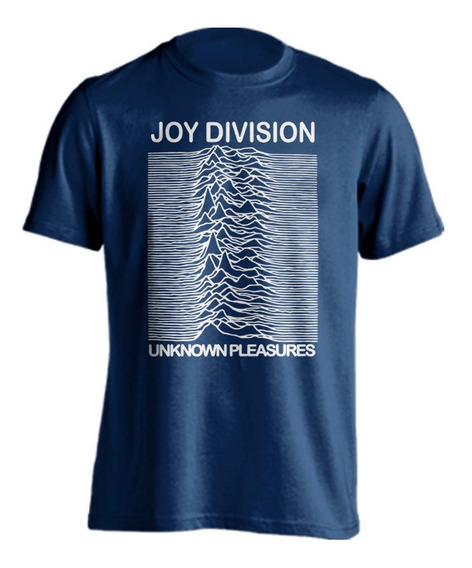 Playera Joy Division - Punk - Rock