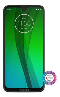 Celular Motorola Moto G7 4gb 64gb Notch Huella Desbloqueado