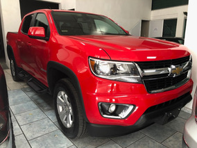 Chevrolet Colorado 3.6 Paq. C 4x4 At 2018 Rojo Z71