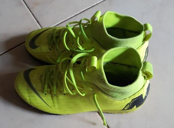 Botines Nike Mercurial Niños 37.5