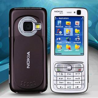 Celular Nokia N73 Ótimo Estado Com Garantia