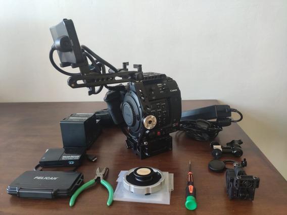 Canon C200 B Bocal Ef E Pl, Mais Acessórios