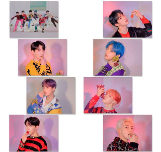 Bts 8 Posters Envio Gratis Map Of The Soul Persona Kpop V Rm