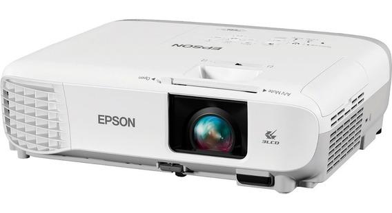 Proyector Epson Powerlite S39 3300 Lumens Hdmi (495 Trump)