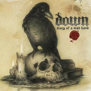 Down Diary Of A Mad Band Cd + Dvd Nuevo Sellado