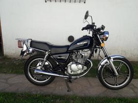 Excelente Suzuki Gn 125 2013