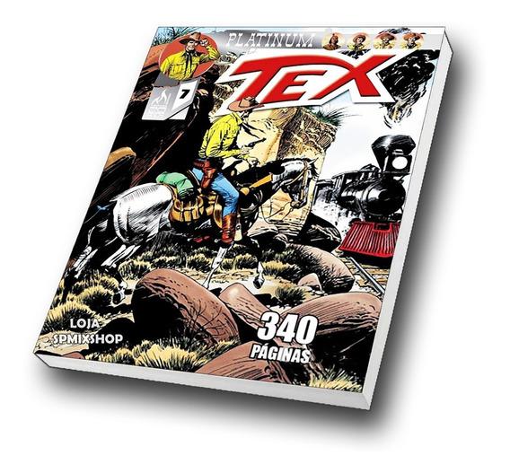 Tex Platinum Edição 07 - Novo E Lacrado