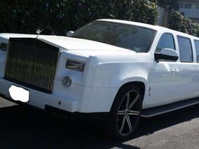 Limusina Suburban Tipo Rolls Royce