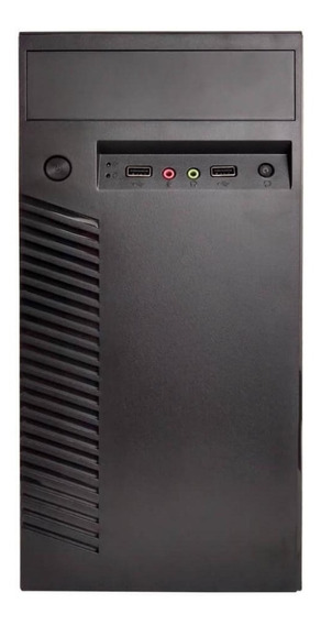 Pc Rb St 4272 I5 2400 8gb 500gb Dvd Win7 Gabinete Novo