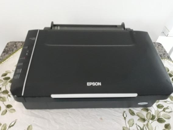 Impressora Epson Tx115 Com Defeito. Para Conserto Ou Retira