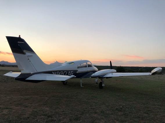 Cessna 310q Conversión Colemill 600