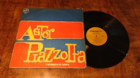 Astor Piazzolla Y Su Orquesta De Cuerdas 1971 Disco Vinilo