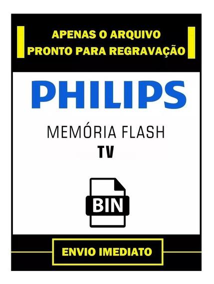 Arquivo Dados Flash Tv Philips 32pfl3008 Envision