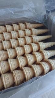 Cucurucho Helado Soft Cono Pasta 70 360uni $1,25 X U