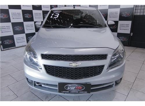 Chevrolet Agile 1.4 Mpfi Ltz 8v Flex 4p Automatizado