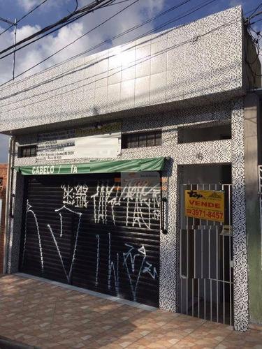 Sobrado Residencial À Venda, Jardim Pirituba, São Paulo. - So0416