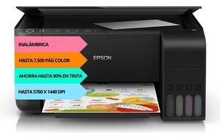 Impresora Multifunción Epson L3150 Sis Continuo Full