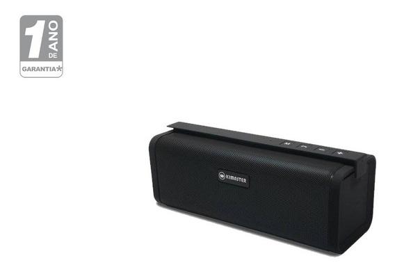 Caixa De Som Bluetooth So331 Kimaster
