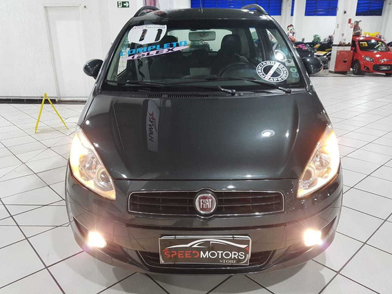 Fiat Idea 1.6 16v Essence Flex 5p 2011