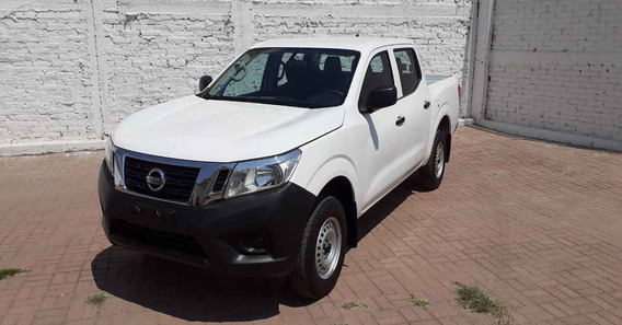 Nissan Np300 2020 4p Doble Cabina Gasolina 4x2 T/m Ac Paq