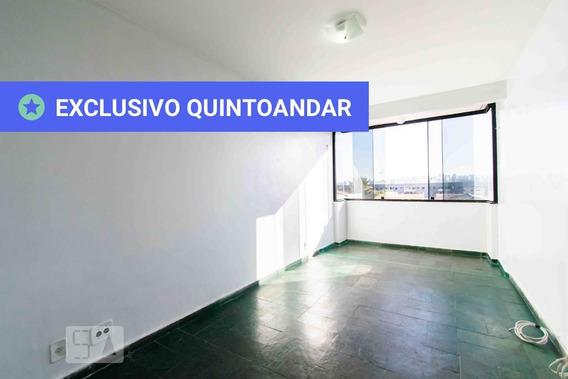 Apartamento No 2º Andar Com 2 Dormitórios E 1 Garagem - Id: 892947046 - 247046