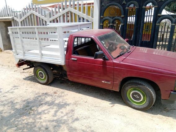 Chevrolet S-10 S10 Pickup O Redilas