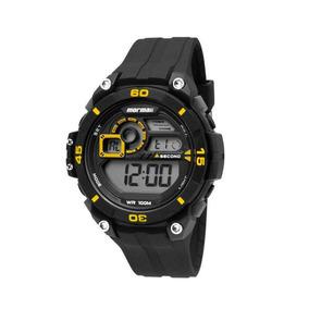 Relógio Mormaii Masculino Digital Original C/nfe E Garantia