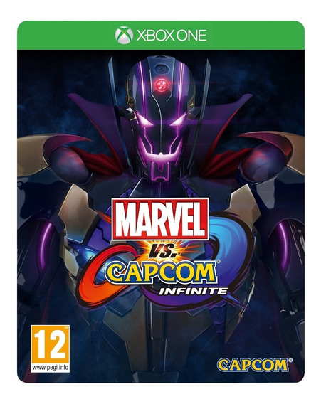Marvel Vs. Capcom Infinite Deluxe Steelbook - Xbox One