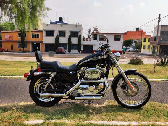 Harley Davidson Sportster Edicion Aniversario Seminueva