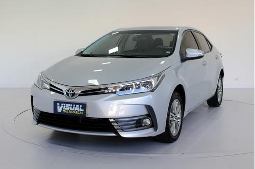 Toyota Corolla 1.8 Gli Upper Flex 4p Automático Cvt 7m  -