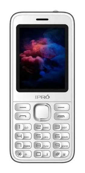 Celular Ipro A8 Economico Adultos 2 Sim Radio Fm Linterna