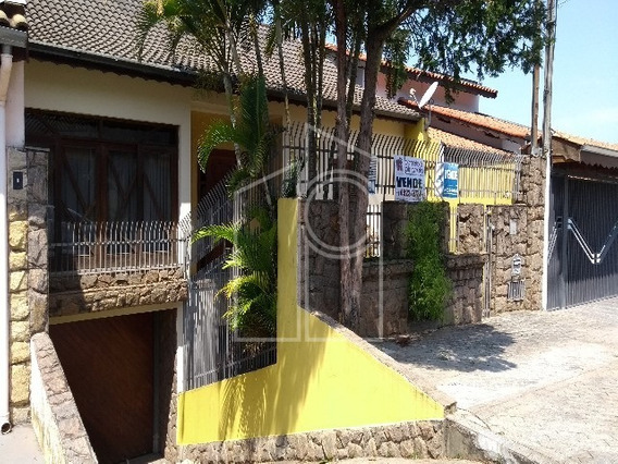 Casa Para Locação E Venda Em No Bairro Jardim Mirante Em Várzea Paulista, 03 Dormitórios - Ca04179 - 4923108