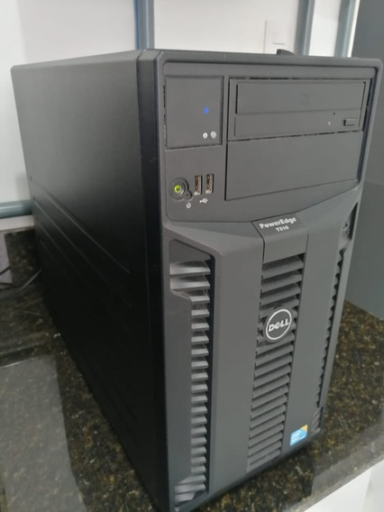 Servidor Dell Poweredge T310 - Super Novo - Perfeito