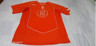 Jersey Nike Soccer Holanda Van Nistelroy