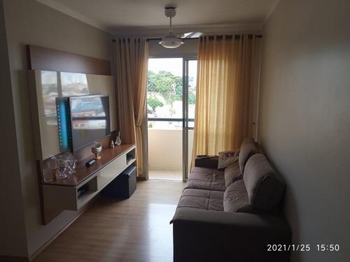 Apartamento Com 2 Dormitórios À Venda, 48 M² Por R$ 300.000,00 - Imirim - São Paulo/sp - Ap9395