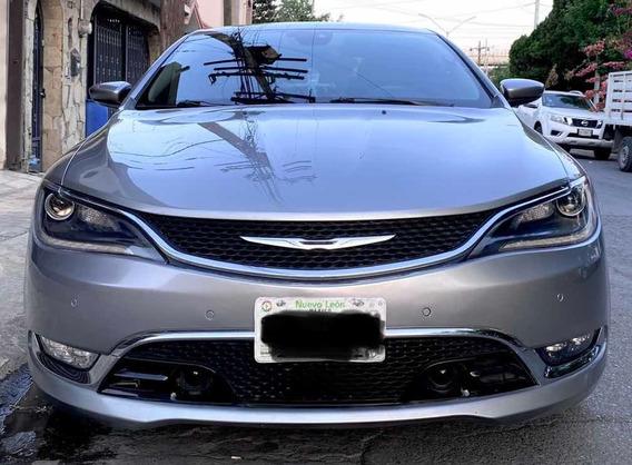 Chrysler 200c Advance 3.6l 2015