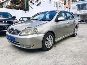 Toyota Corolla Le 2002